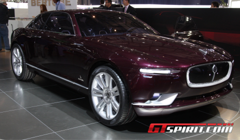Geneva 2011 Bertone Jaguar B99 Concept Gtspirit