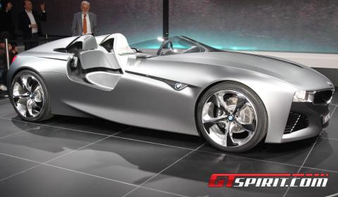 Geneva 2011: BMW Vision ConnectedDrive Concept Car - GTspirit