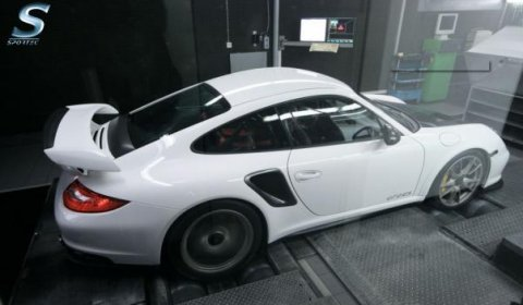 Sportec GT2 RS on Dyno