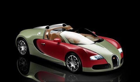 Custom Bugatti Veyron