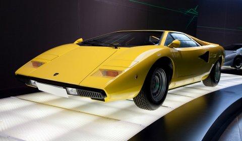 Gallery Lamborghini Prototype Exhibition At Audi Museum Gtspirit