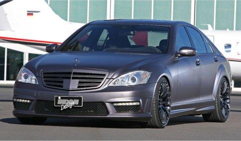 Official Inden Design Mercedes-Benz S500