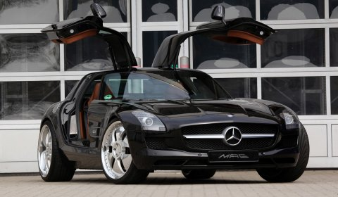 official: mercedes-benz cl 500 and sls amgmae - gtspirit