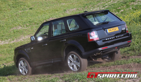 Road Test Range Rover Sport Supercharged 01