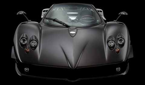 For Sale Pagani Zonda F Roadster Clubsport Final Edition