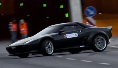 Ferrari Blocks Production Plans New Lancia Stratos - GTspirit