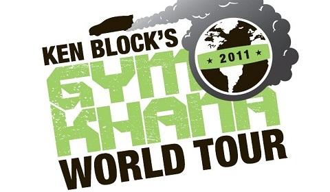 Ken Block Gymkhana World Tour