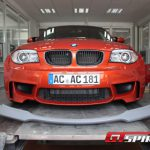 Exclusive BMW 1 Series M-Coupe by AC Schnitzer