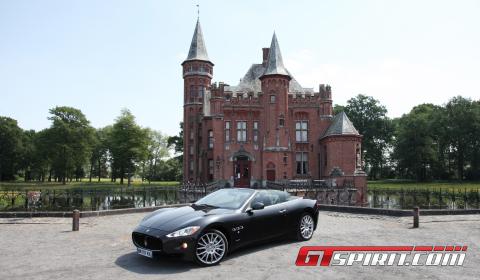 GTspirit Road Test Maserati GranCabrio 01