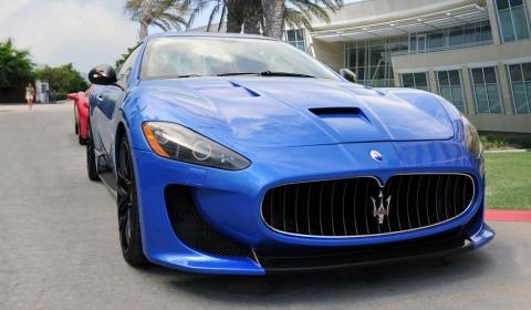 Official DMC Sovrano - Maserati Gran Turismo Styling