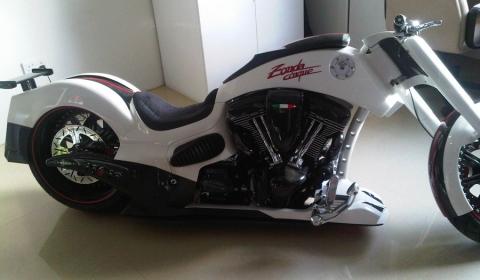 Pagani Zonda Cinque Custom Bike 1 of 5 - GTspirit