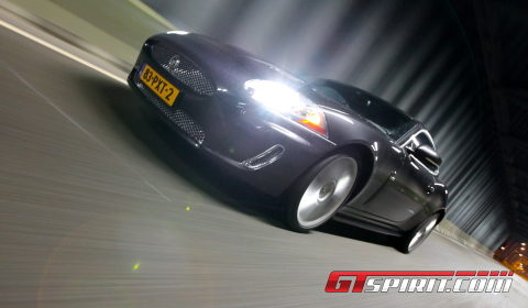 Road Test Jaguar XKR Speed & Black Edition