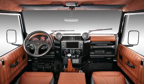 Charming Vilner Land Rover Defender