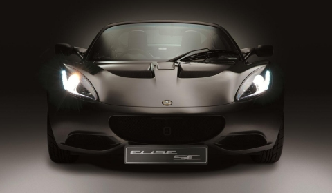 Lotus Elise SC Final Edition