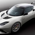 Lotus Evora GTE Road Car Concept at Pebble Beach 2011
