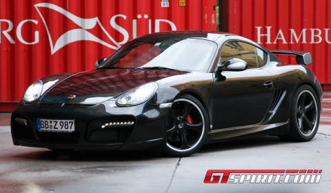 Road Test TechArt Cayman S
