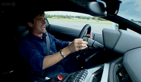 Video Top Gear Tests 2012 Lamborghini LP700-4 Aventador