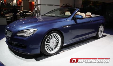 IAA Alpina B BiTurbo Convertible GTspirit - Bmw alpina b6 biturbo price