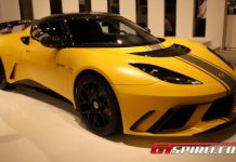 IAA 2011 Lotus Evora GTE Road Car