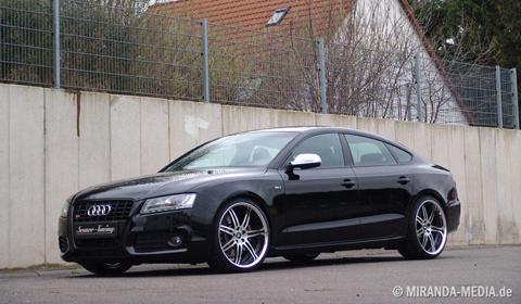 Official: Senner Audi S5 - GTspirit