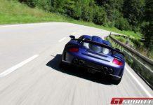 Road Test Video Gemballa Mirage GT Matt Blue Edition