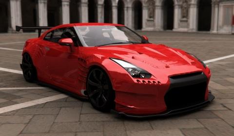 1000hp Nissan R35 GT-R by BenSopra - GTspirit