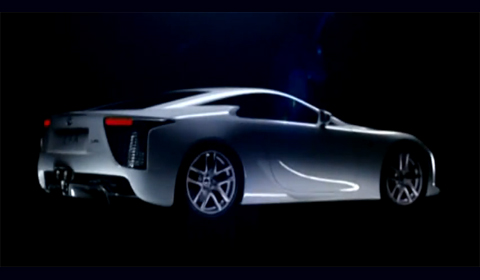 The History of Lexus LFA