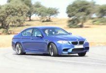 Video: Chris Harris Drives the 2012 BMW M5