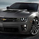 Chevrolet Camaro ZL1 Carbon Concept