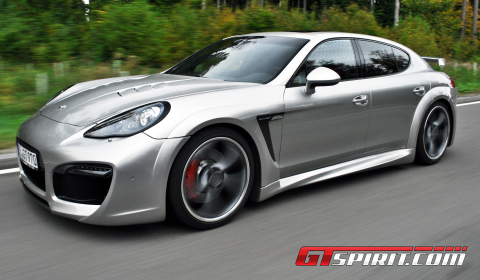 Road Test TechArt Panamera Turbo GrandGT