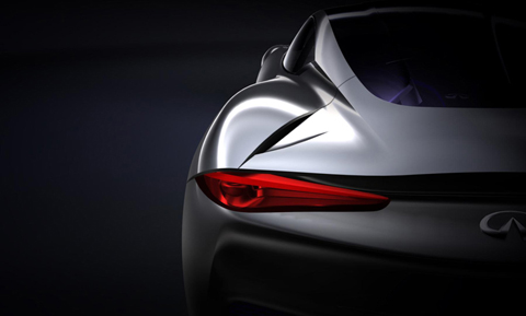 Infitini Electric Sportscar Concept