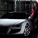 Cars & Girls Pim Hongsapan & ABT Sportsline R8 Spyder