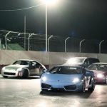 Drag Racing in Montreal Canada