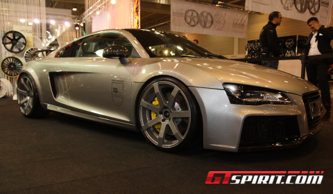 Essen 2011 Audi R8 Toxique by TC Concepts