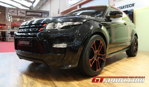 Essen 2011 Range Rover Evoque by Startech
