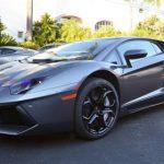 Grigio Estoque Lamborghini LP700-4 Aventador