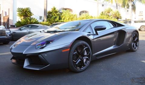 Grigio Estoque Lamborghini Lp700 4 Aventador Gtspirit