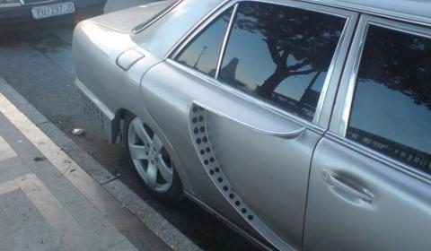 Overkill Four-Door Bugatti Re-Build 01