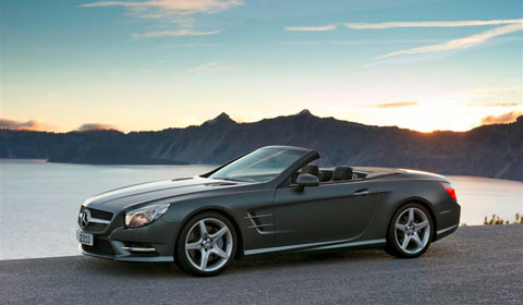 2013 Mercedes Benz SL Class UK Prices Released
