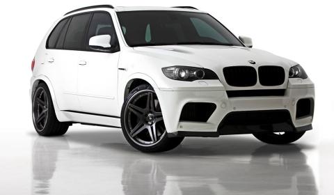 Official Vorsteiner BMW X5 M Series