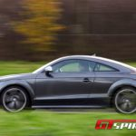 Road Test Audi TT-RS with S Tronic 01