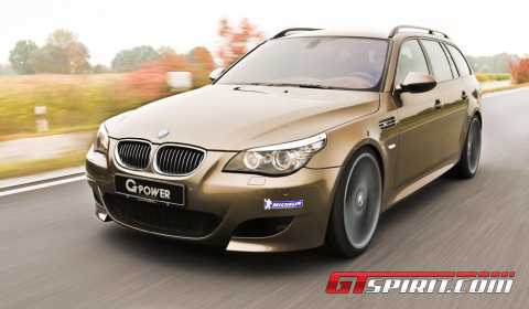 Road Test G Power M5 Hurricane Rs Touring Gtspirit