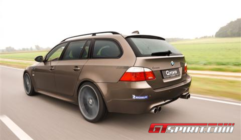 Road Test G-Power M5 Hurricane RS Touring 02