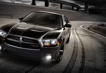 2012 Dodge Charger Blacktop