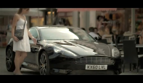 Video Aston Martin Love Gtspirit