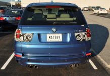 BMW X5 M Facelift Spyshots
