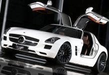 Inden Design Mercedes SLS 'The Flyer'
