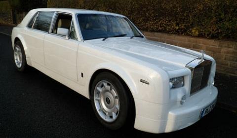Overkill: Rolls-Royce Phantom Replica - GTspirit