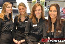 Brussels Auto Salon 2012 Girls Part 02