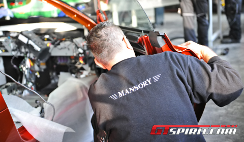 Factory Visit Mansory Headquarters